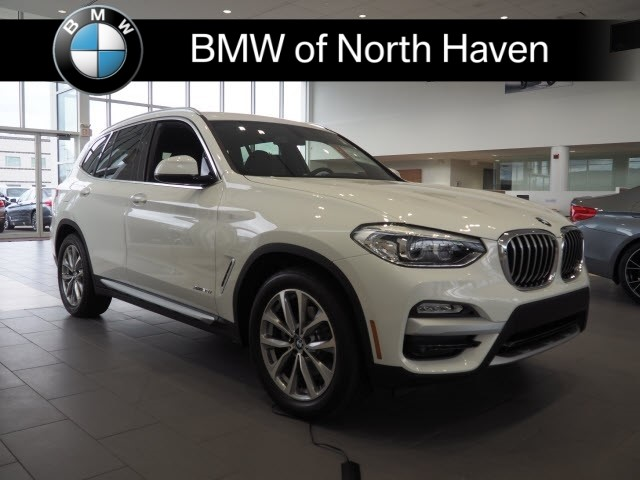 Pre-Owned 2018 BMW X3 Sport Activity Vehicle