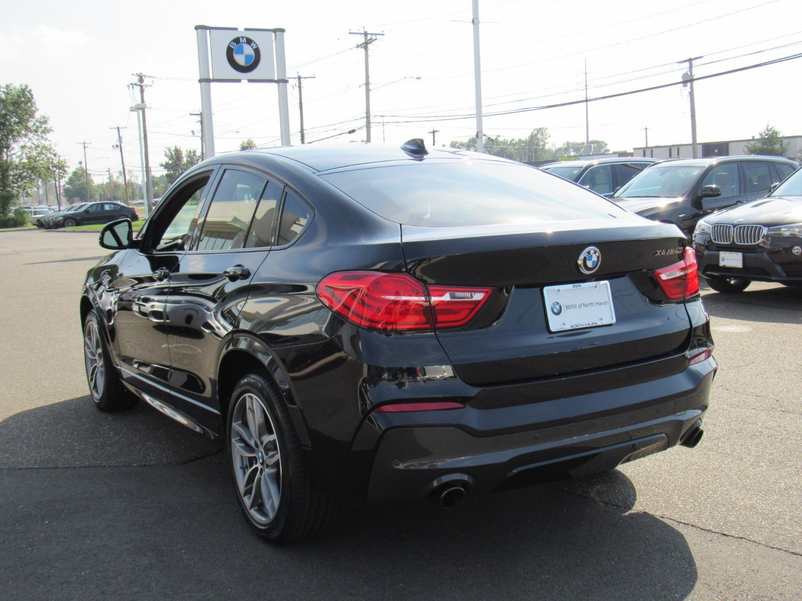 Certified Pre Owned 2017 BMW X4 M40i