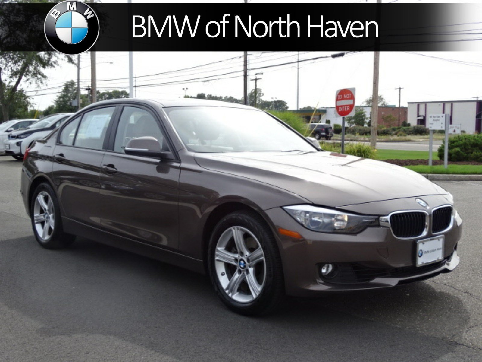 PreOwned BMW Series I XDrive Dr Car In North Haven - Bmw 328i coupe 2014