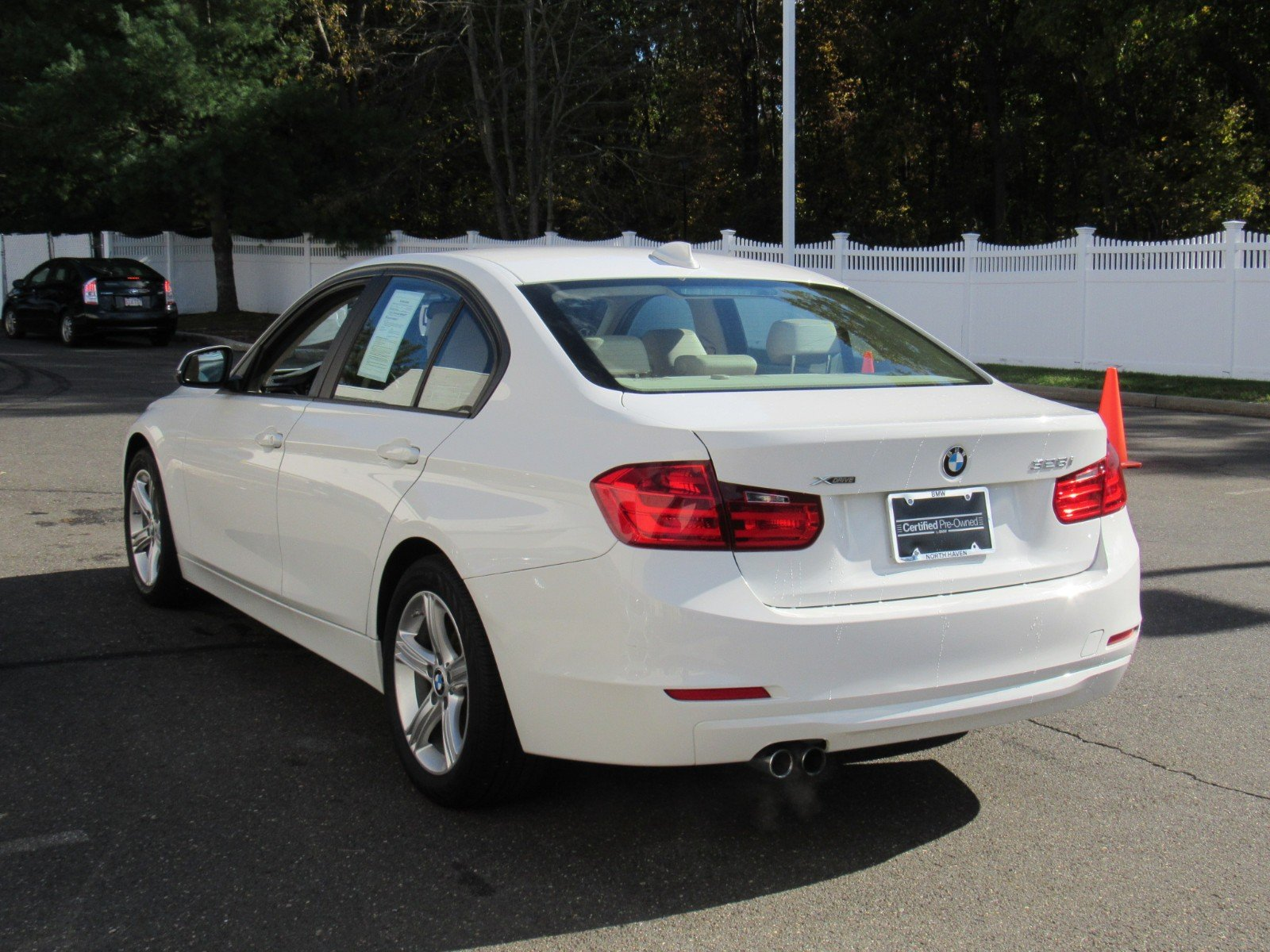 Certified Pre Owned 2015 BMW 3 Series 328i xDrive 4dr Car in North