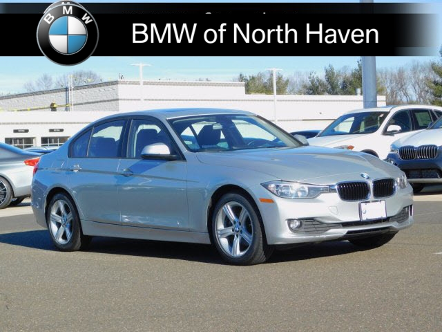 Pre-Owned 2015 BMW 3 Series 320i xDrive
