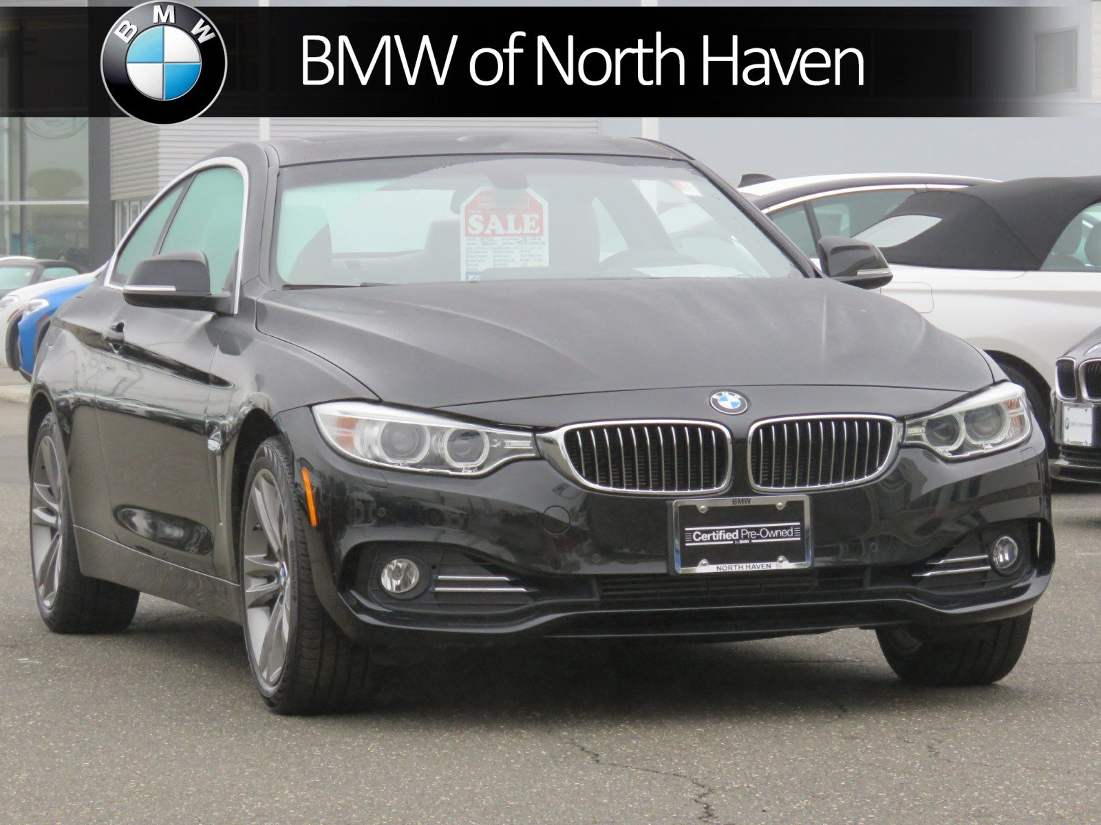 Certified Pre Owned 2016 BMW 4 Series 428i xDrive 2dr Car in North