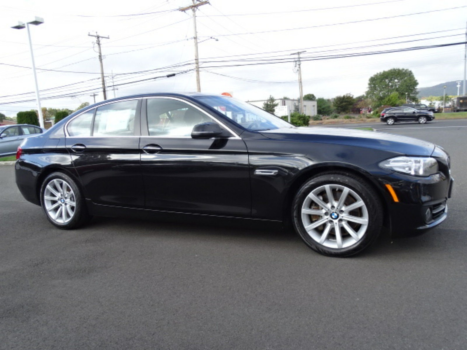 Pre Owned 2015 BMW 5 Series 535i XDrive