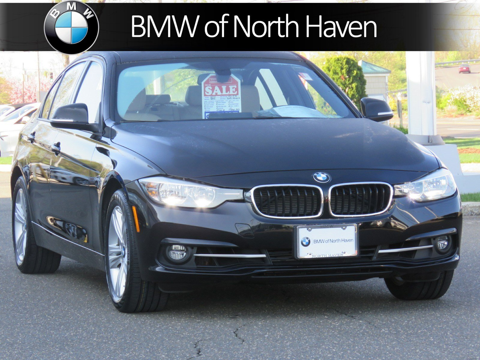 Certified Pre Owned 2016 Bmw 3 Series 328i Xdrive 4dr Car