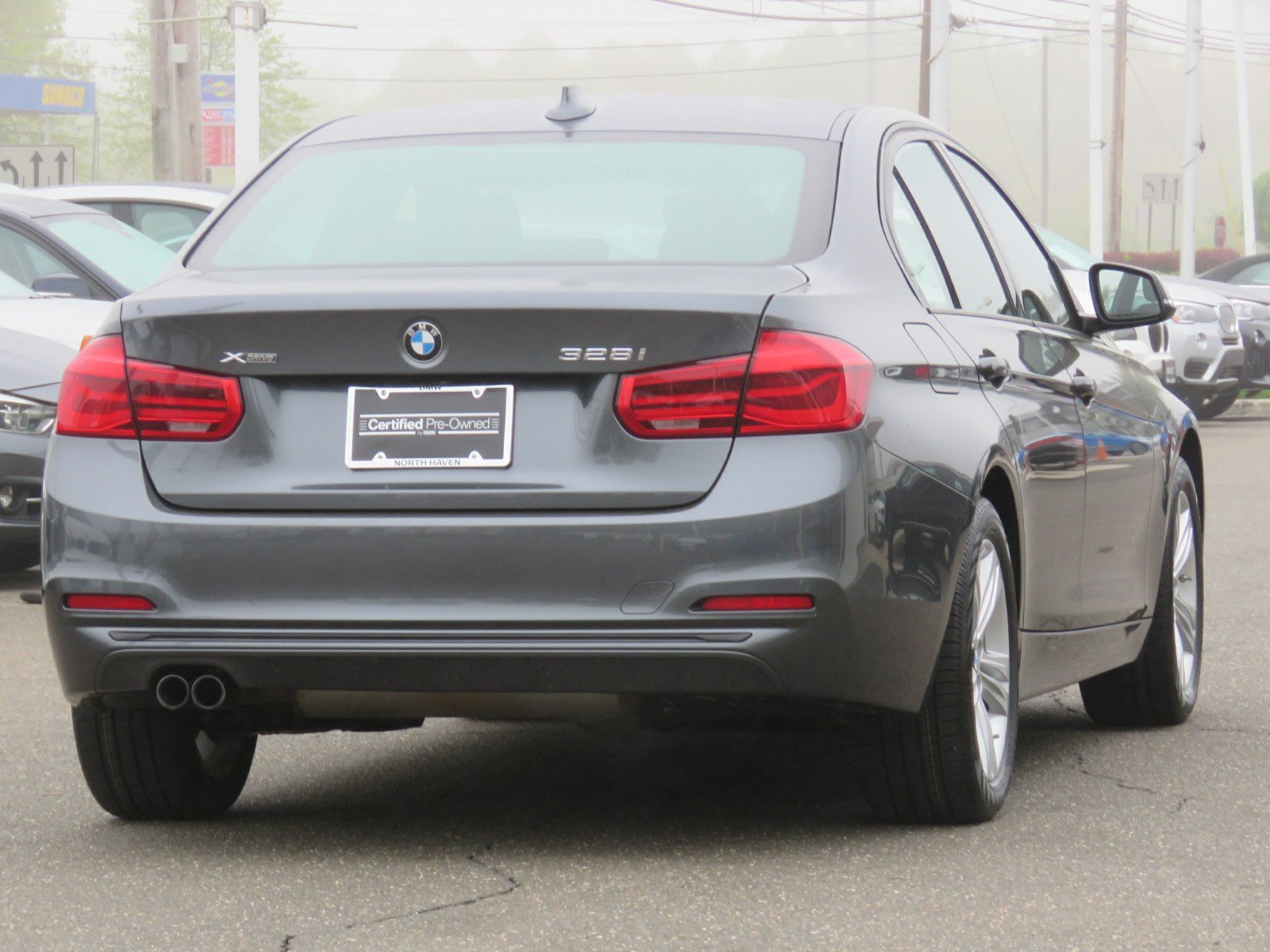 Certified Pre Owned 2016 BMW 3 Series 328i xDrive 4dr Car in North