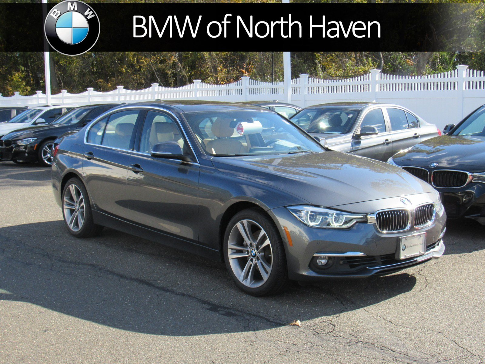 Pre Owned 2016 BMW 3 Series 328i xDrive 4dr Car in North Haven