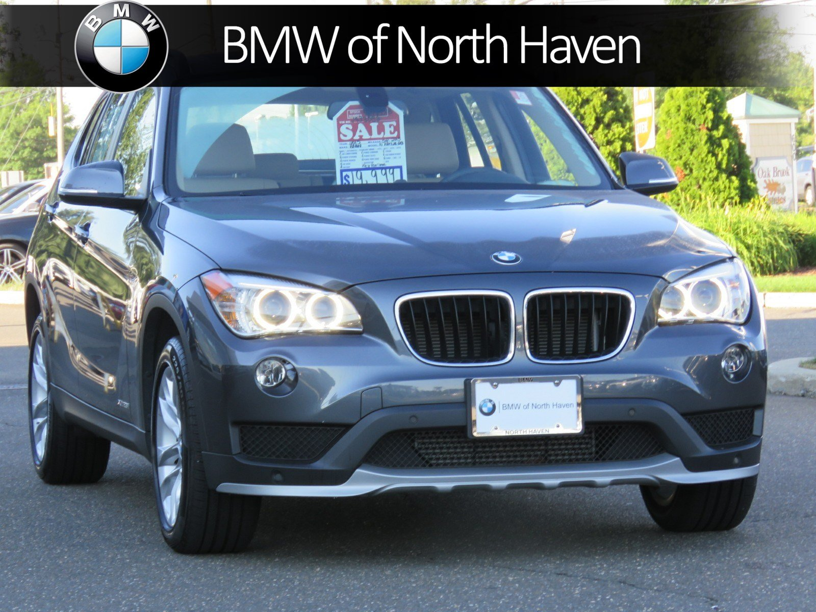 Pre Owned 2015 BMW X1 xDrive28i Sport Utility in North Haven B