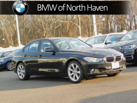 Certified Pre-Owned 2015 BMW 3 Series AWD 328i xDrive 4dr Sedan SULEV
