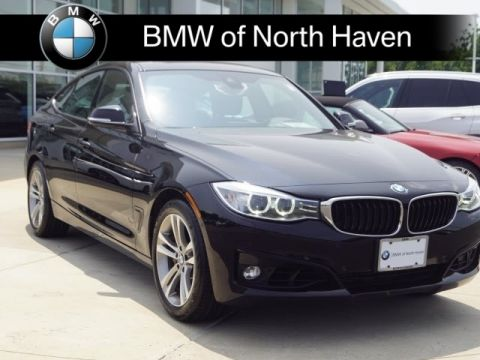 Certified Pre-Owned 2016 BMW 3 Series 335i xDrive Gran Turismo