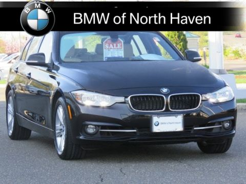 Certified Pre-Owned 2016 BMW 3 Series AWD 328i xDrive 4dr Sedan SULEV