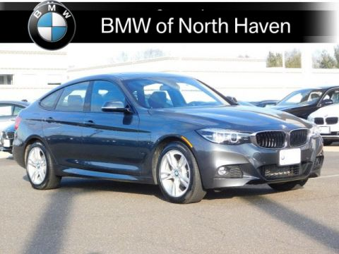 Pre-Owned 2018 BMW 3 Series AWD 330i xDrive Gran Turismo 4dr Hatchback