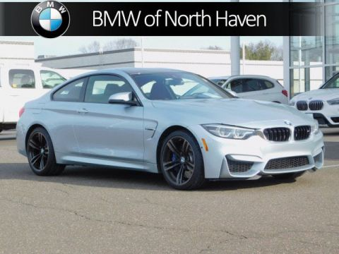 Pre-Owned 2018 BMW M4 RWD 2dr Coupe